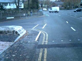 Moss Bank Way/Halliwell Road junction